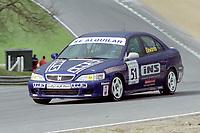 #51 Jim Edwards. Total Control Racing. Honda Accord.