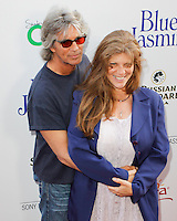 BEVERLY HILLS, CA - JULY 24: Eric Roberts and Kelly Cunningham attend the premiere of 'Blue Jasmine' hosted by the AFI & Sony Picture Classics at the AMPAS Samuel Goldwyn Theater on July 24, 2013 in Beverly Hills, California. (Photo by Celebrity Monitor)