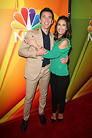 BEVERLY HILLS, CA - AUGUST 3: Billy Flynn and Kristian Alfonso at the 2017 NBC Summer TCA Press Tour at the Beverly Hilton Hotel in Beverly Hills , California on August 3, 2017. Credit: Faye Sadou/MediaPunch