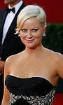 LOS ANGELES, CA. - September 20: Amy Poehler arrive at the 61st Primetime Emmy Awards held at the Nokia Theatre on September 20, 2009 in Los Angeles, California.