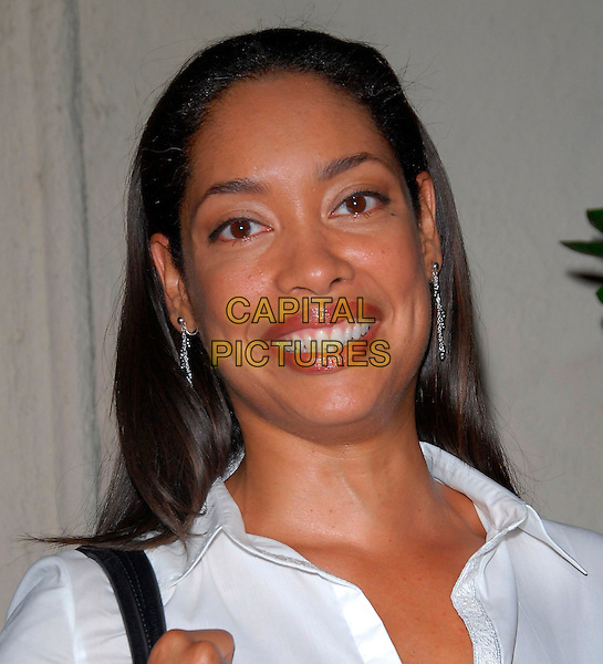 "GINA TORRES.attends The Opening Night of August Wilson's ""Fences"" held at The Pasadena Playhouse in Pasadena, California, USA, September 1st 2006..portrait headshot.Ref: DVS.www.capitalpictures.com.sales@capitalpictures.com.©Debbie VanStory/Capital Pictures"
