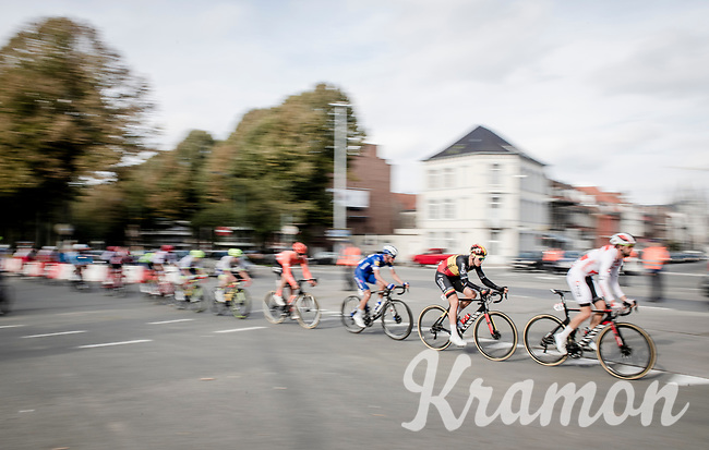 Belgian National Champion Tim Merlier (BEL/Corendon - Circus)<br /> <br /> 79th Tour de l'Eurométropole 2019 (BEL/1.HC)<br /> One day race from La Louvière to Tournai (177km)<br /> <br /> ©kramon
