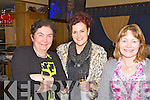 Pictured here at the Colaiste na Sceilg Race Night in The Ring of Kerry Hotel on Friday night last were l-r Marion Curtin, Anne Marie Lynch & Catherine O'Shea.