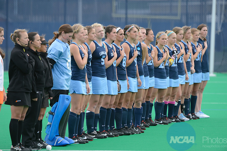 18 NOV 2012:  The University of North Carolina takes on Princeton University during the Division I Women's Field Hockey Championship held at the Powhatan Sports Complex on the Old Dominion University campus in Norfolk, VA.  Jamie Schwaberow/NCAA Photos