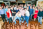 Jamie O'Sullivan, farmers Bridge, celebrates his 21st Birthday with family and friends at Benners Hotel on Saturday