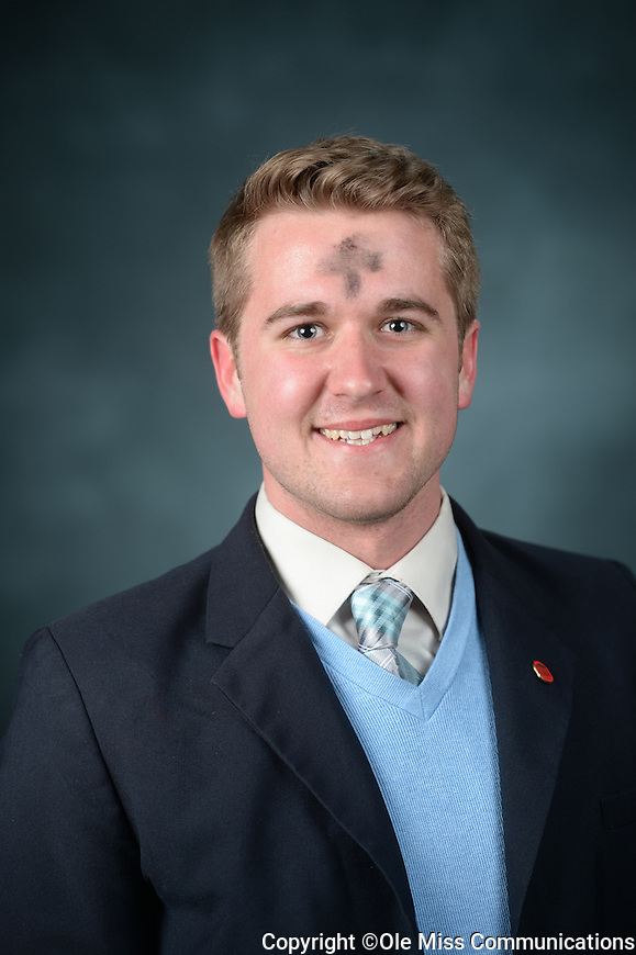 Logan Taylor Kirkland.  Photo by Kevin Bain/Ole Miss Communications