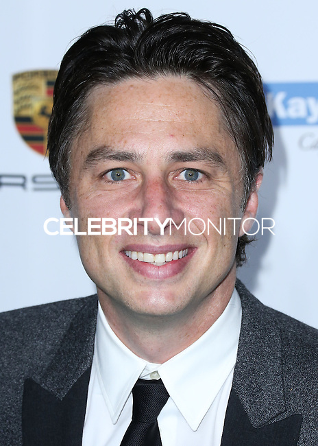 CULVER CITY, LOS ANGELES, CA, USA - NOVEMBER 08: Zach Braff arrives at the 3rd Annual Baby2Baby Gala held at The Book Bindery on November 8, 2014 in Culver City, Los Angeles, California, United States. (Photo by Xavier Collin/Celebrity Monitor)