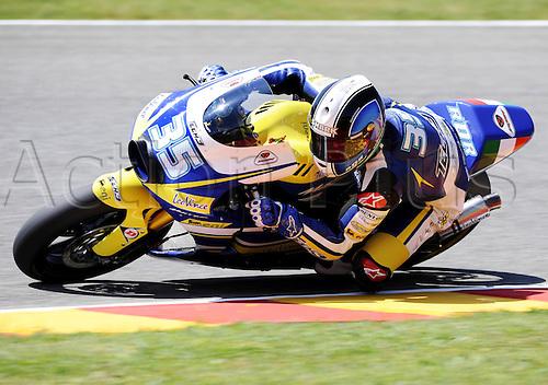 06 06 2010 Raffaele de Pink ITA Tech3. Moto2 class, 600cc spec Honda eninges in prototype chassis. Gran Premio d'Italia TIM, Mugello circuit, Italy.