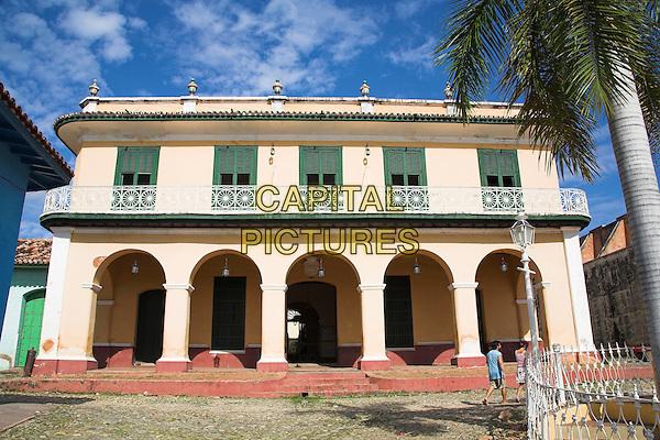 Museo Romantico, Romantic Museum, Plaza Mayor, Trinidad, Sancti Spiritus Province, Cuba