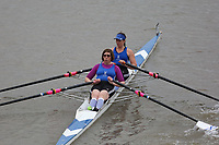 Crew: 406   SON-BROWN    Sons of the Thames Rowing Club    W 2x Fresher <br /> <br /> Pairs Head 2017<br /> <br /> To purchase this photo, or to see pricing information for Prints and Downloads, click the blue 'Add to Cart' button at the top-right of the page.