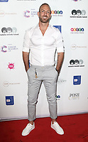James Ingham attends James Ingham's 'Jog-On to Cancer' 7th annual party raising funds for Cancer Research UK, at Proud Embankment, London on April 10th 2019<br /> CAP/ROS<br /> ©ROS/Capital Pictures