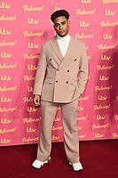 Jordan Hames<br /> arriving for the ITV Palooza at the Royal Festival Hall, London.<br /> <br /> ©Ash Knotek  D3532 12/11/2019