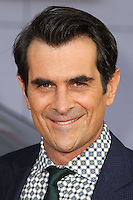 "HOLLYWOOD, LOS ANGELES, CA, USA - MARCH 11: Ty Burrell at the World Premiere Of Disney's ""Muppets Most Wanted"" held at the El Capitan Theatre on March 11, 2014 in Hollywood, Los Angeles, California, United States. (Photo by Xavier Collin/Celebrity Monitor)"