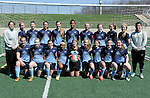 5-8-15, Skyline High School girl's varsity soccer team