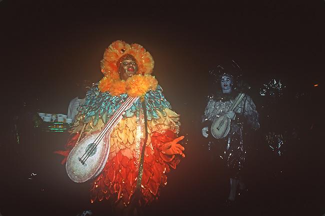 Mardi Gras, Curacao, Caribbean..