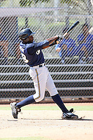Kenneth Allison - Milwaukee Brewers - 2010 Instructional League.Photo by:  Bill Mitchell/Four Seam Images..