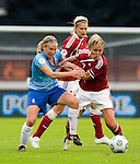 Sylvia Smit, Cathrine Paaske, Women's EURO 2009 in Finland.Denmark-Netherlands, 08292009, Lahti Stadium