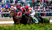 LOUISVILLE, KY - MAY 06: From an under card race on Kentucky Derby Day at Churchill Downs on May 6, 2017 in Louisville, Kentucky. (Photo by Scott Serio/Eclipse Sportswire/Getty Images)