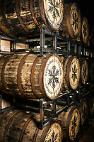 Spring44 distillery in Loveland, Colorado, Tuesday, February 15, 2017. Spring44, which makes craft vodka and gin, uses only pure water collected from a spring located in Colorado's Buckhorn Canyon. <br /> <br /> Photo by Matt Nager