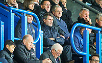 Former Manchester United football player Roy Keane watches on <br /> <br /> Photographer Alex Dodd/CameraSport<br /> <br /> The EFL Sky Bet Championship - Blackburn Rovers v Rotherham United - Saturday 10th November 2018 - Ewood Park - Blackburn<br /> <br /> World Copyright &copy; 2018 CameraSport. All rights reserved. 43 Linden Ave. Countesthorpe. Leicester. England. LE8 5PG - Tel: +44 (0) 116 277 4147 - admin@camerasport.com - www.camerasport.com