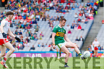 Tom O'Sullivan, Kerry during the All Ireland Senior Football Semi Final between Kerry and Tyrone at Croke Park, Dublin on Sunday.