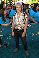 "13 May 2019 - Los Angeles, California - Andre Nguyen. ""The Sun Is Also A Star"" Warner Bros World Premiere held at Pacific Theatres at The Grove. Photo Credit: Billy Bennight/AdMedia"