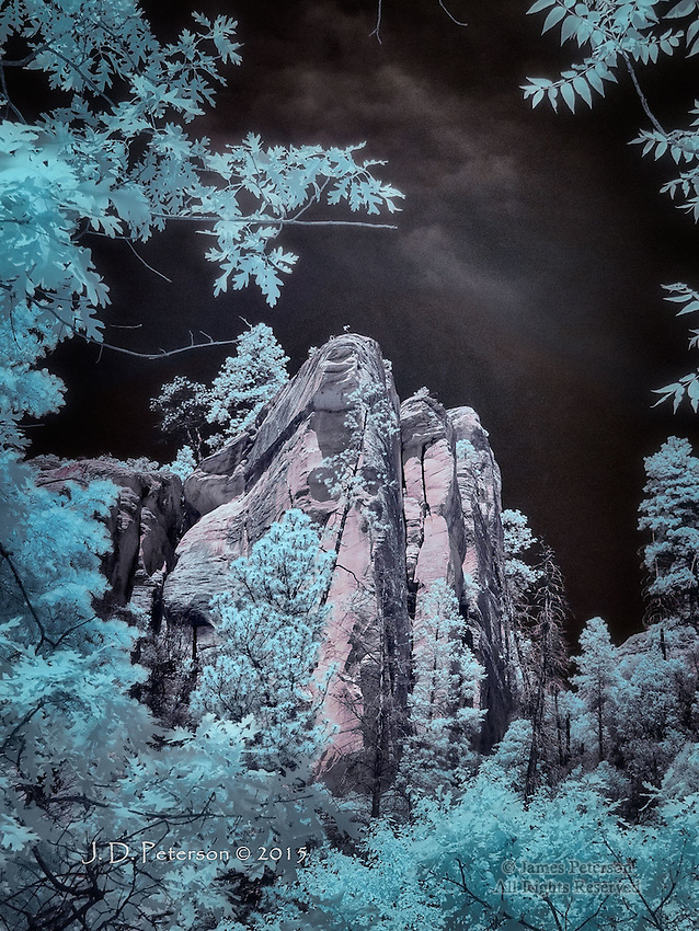 West Fork Mysterioso (Infrared)