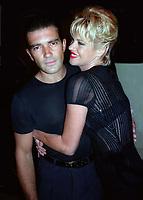 AntonioBanderas #MelanieGriffith 1997<br /> Photo By Adam Scull/PHOTOlink.net