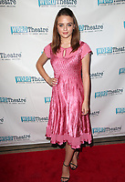 """HOLLYWOOD, CA - August 26: Joey King, At WordTheatre Presents """"In The Cosmos"""" Where We Come From, Where We Are, And Where We Are Going"""" At John Anson Ford Amphitheatre In California on August 26, 2017. Credit: FS/MediaPunch"""