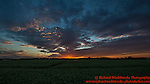 Sunset - Harpenden  19th July 2015<br /> <br /> Photo:  - Richard Washbrooke Photography