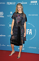 Tamsin Egerton at the British Independent Film Awards (BIFA) 2018, Old Billingsgate Market, Lower Thames Street, London, England, UK, on Sunday 02 December 2018.<br /> CAP/CAN<br /> &copy;CAN/Capital Pictures