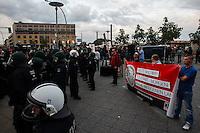 13-08-20 NPD-Kundgebung & Protest