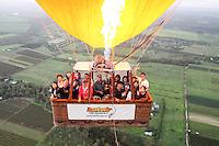 20170212 12 February Hot Air Balloon Cairns