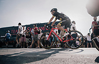 Thomas Boudat (FRA/Direct Energie) on his way to the teambus after the race<br /> <br /> 104th Tour de France 2017<br /> Stage 19 - Embrun &rsaquo; Salon-de-Provence (220km)