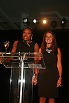 """Hearts of Gold Founder Deborah Koenigsberger and Valerie DiFeb Attend Hearts of Gold's 15th Annual Fall Fundraising Gala """"Arabian Nights!"""" Held at the Metropolitan Pavilion, NY 11/3/11"""