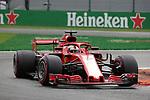 02.09.2018, Autodromo di Monza, Monza, FORMULA 1 GRAN PREMIO HEINEKEN D'ITALIA 2018<br />,im Bild<br />Sebastian Vettel (GER#5), Scuderia Ferrari<br /> <br /> Foto &copy; nordphoto / Bratic