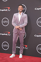 10 July 2019 - Los Angeles, California - Zachary Levi. The 2019 ESPY Awards held at Microsoft Theater. Photo Credit: PMA/AdMedia