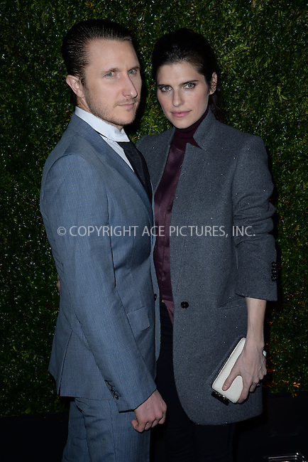 WWW.ACEPIXS.COM<br /> April 20, 2015 New York City<br /> <br /> Scott Campbell and Lake Bell attend the 2015 Tribeca Film Festival CHANEL Artists Dinner at Balthazer on April 20, 2015 in New York City.<br /> <br /> Please byline: Kristin Callahan/AcePictures<br /> <br /> ACEPIXS.COM<br /> <br /> Tel: (646) 769 0430<br /> e-mail: info@acepixs.com<br /> web: http://www.acepixs.com