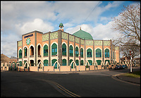 BNPS.co.uk (01202 558833)<br /> Pic: HistoricEngland/BNPS<br /> <br /> Faizan E Madina Mosque in Peterborough.<br /> <br /> A new book from Historic England reveals the spread of Mosque building across Britain.<br /> <br /> The book provide a fascinating insight into the diversity of Britain's 1,500 mosques.<br /> <br /> They range from humble house conversions where small groups gather to magnificent purpose-built complexes which can accommodate thousands of worshippers.<br /> <br /> Architect Shahed Saleem, who has designed a mosque in Hackney, east London, has produced the first comprehensive overview of Islamic architecture on these shores in his new book, The British Mosque.
