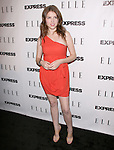 "Anna Kendrick attends the ELLE and Express ""25 at 25"" Event held at The Palihouse Holloway in West Hollywood, California on October 07,2010                                                                               © 2010 Hollywood Press Agency"