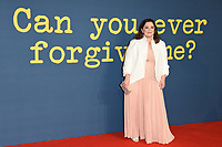 "Melissa McCarthy<br /> arriving for the London Film Festival screening of ""Can You Ever Forgive Me"" at the Cineworld Leicester Square, London<br /> <br /> ©Ash Knotek  D3449  19/10/2018"