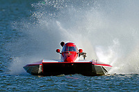 Dylan Runne, S-34 (2.5 Litre Stock hydroplane(s)