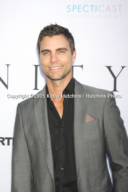 "LOS ANGELES - JUN 24:  Colin Egglesfield at the ""Unity"" Documentary World Premeire at the Director's Guild of America on June 24, 2015 in Los Angeles, CA"
