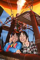 20120205 Hot Air Balloon Cairns 05 February