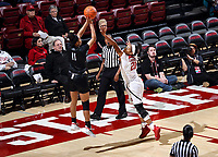 Stanford, CA; December 29, 2018; Women's Basketball, Stanford vs CSUN.