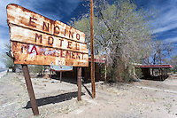 Abandoned Motel in Encino, NM