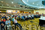 The huge attendance at the Kerry Co-op AGM at the Brandon hotel in Tralee on Wednesday.