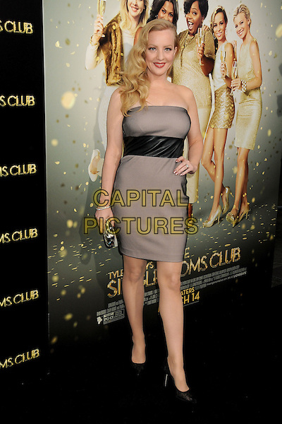 10 March 2014 - Hollywood, California - Wendi McLendon-Covey. &quot;The Single Moms Club&quot; Los Angeles Premiere held at Arclight Cinemas. <br /> CAP/ADM/BP<br /> &copy;Byron Purvis/AdMedia/Capital Pictures