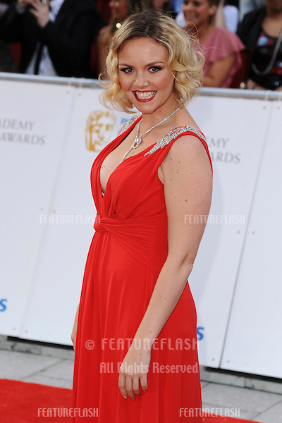 Charlie Brooks arrives for the BAFTA TV Awards at the Grosvenor House Hotel, London. 22/05/2011  Picture by: Steve Vas / Featureflash
