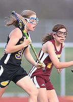 Girls Lacrosse Varsity vs. Brebeuf 3-31-10
